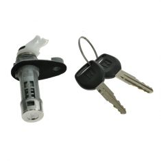 Trunk Lock Cylinder with Keys