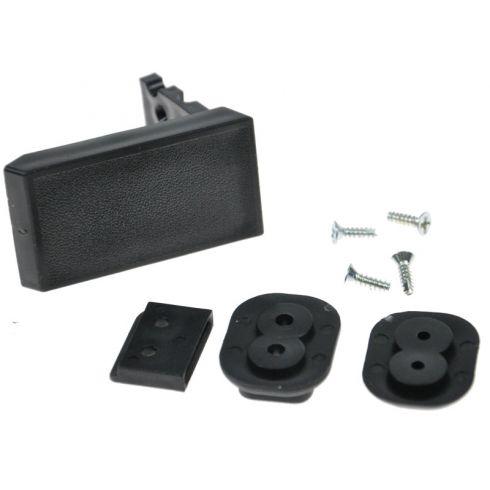 Find brand new rear sliding window latch kit replaces oe