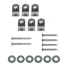 04-11 Ford Ranger Bed Mounting Hardware Kit