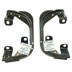 09-12 Ram 1500 (exc Sport); 09-16 2500/3500 Fog Light Bracket Pair