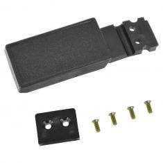 84-93 Dodge A/W 150-350; 94-01 1500; 94-02 2500, 3500 Rear Sliding Glass Window Lock Latch (Mopar)