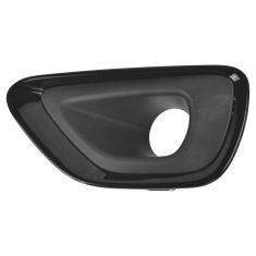 14-15 Jeep Grand Cherokee Altitude Front Bumper Mounted Driving/Fog Light Black Bezel LF (Mopar)