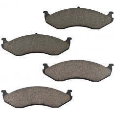 1990-06 Jeep Wrangler Grand Cherokee Front Posi Metallic Brake Pads