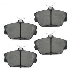 Front Semi-Metallic Disc Brake Pads (MD598)