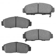 1999-05 Acura CL TL RL TSX Honda Accord Brake Pads Front