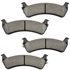 1995-02 Ford Explorer Mercury Mountaineer Brake Pads Rear