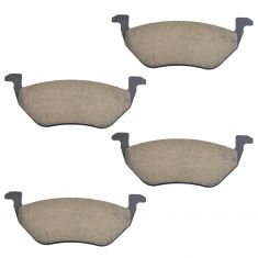 Ceramic Disc Brake Pads (AUTO EXTRA AXCD1055)