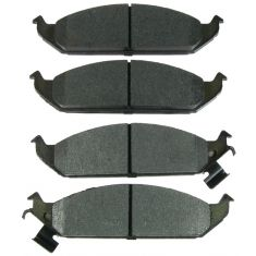 Semi-Metallic Disc Brake Pads (AUTO EXTRA AXMD650)