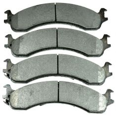 Semi-Metallic Disc Brake Pads (AUTO EXTRA AXMD859)