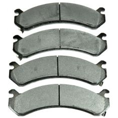 Semi-Metallic Disc Brake Pads (AUTO EXTRA AXMD909)