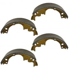 Rear Brake Shoe Set (AUTO EXTRA AXS514)