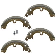Rear Brake Shoe Set (AUTO EXTRA AXS597)
