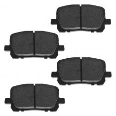 Semi-Metallic Disc Brake Pads (AUTO EXTRA AXMD923)