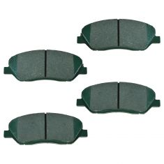 Ceramic Disc Brake Pads (AUTO EXTRA AXCD1202)