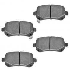 Ceramic Disc Brake Pads (AUTO EXTRA AXCD1326)