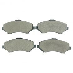 08-14 T&C; 08-14 Journey 09-12 Routan Front Premium Posi Ceramic Disc Brake Pads