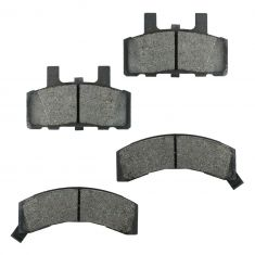Ceramic Disc Brake Pads (AUTO EXTRA AXCD369)