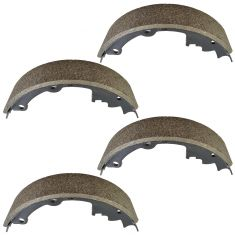 Rear Brake Shoes (AUTO EXTRA AXS552)