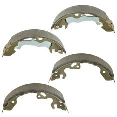 Rear Brake Shoes (AUTO EXTRA AXS747)