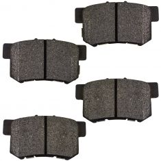 Semi Metallic Disc Brake Pads (AUTO EXTRA AXMD1086)