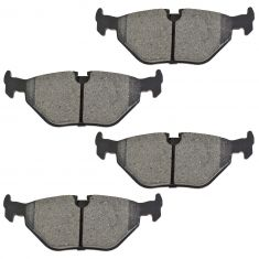 Semi Metallic Disc Brake Pads (AUTO EXTRA AXMD396)