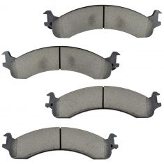 Front Ceramic Disc Brake Pads (AUTO EXTRA AXCD859)