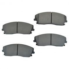 Front Semi-Metallic Disc Brake Pads (Auto Extra AXMD1056)