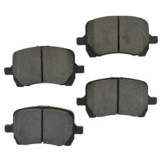 Front Ceramic Disc Brake Pads (Auto Extra AXCD1160)