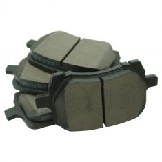 Front Semi-Metallic Disc Brake Pads (Auto Extra AXMD1160)