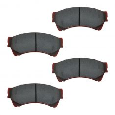 Front Semi-Metallic Disc Brake Pads (Auto Extra AXMD1164)