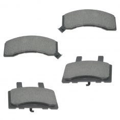 Front Ceramic Disc Brake Pads (Auto Extra AXCD370)