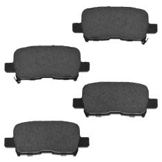 Rear Ceramic Disc Brake Pads (Auto Extra AXCD865)