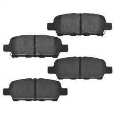 Rear Ceramic Disc Brake Pads (Auto Extra AXCD905)