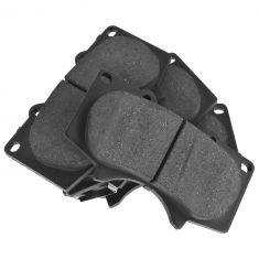 Front Ceramic Disc Brake Pads (Auto Extra AXCD976)