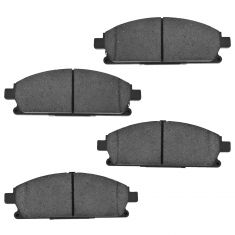 Front Ceramic Disc Brake Pads (CD855, CD691)
