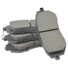 Front Ceramic Disc Brake Pads (CD929)