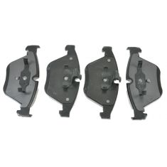 Front Semi-Metallic Disc Brake Pads (MD1260)