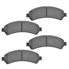 Front Ceramic Disc Brake Pads (CD726)