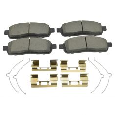 Ford Lincolnd Pickup truck Front Premium Posi Ceramic Disc Brake Pads
