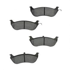 Brake Pads (1.75 Inch Clip) CERAMIC