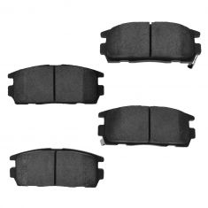 Rear Ceramic Disc Brake Pads (CD1275)