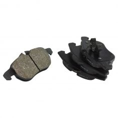 Front Semi-Metallic Disc Brake Pads (MD972)