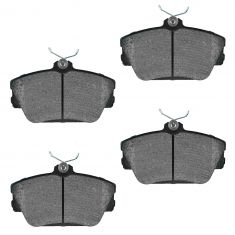 Front Ceramic Disc Brake Pads (CD598)