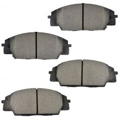 Front Ceramic Disc Brake Pads (MD829)