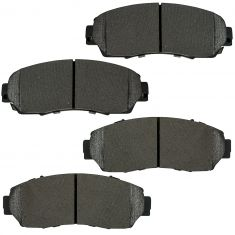 Front Semi-Metallic Disc Brake Pads (MD1089)