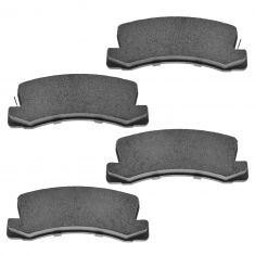 Rear Ceramic Disc Brake Pads (CD325)