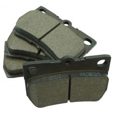 Rear Ceramic Disc Brake Pads (CD1113)