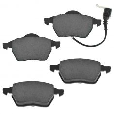 Front Ceramic Disc Brake Pads (CD687)