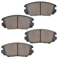 Front Ceramic Disc Brake Pads (CD1125)