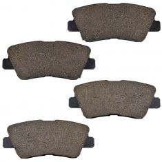 Rear Ceramic Disc Brake Pads (CD1313)